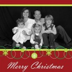 From Our Family to Yours. . . .