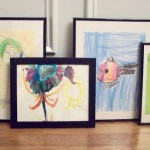 Picassos in Progress: Displaying Children's Artwork