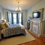 Beautiful Blogger Bedrooms: Stefanie from Brooklyn Limestone