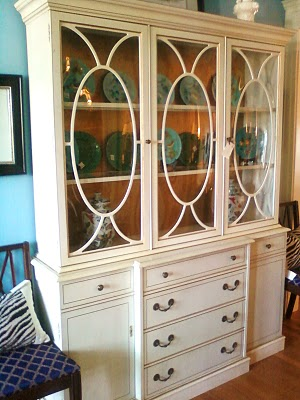 China Cabinets: A Dining Room Classic - Emily A. Clark