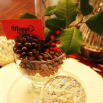 Simple Holiday Table Ideas