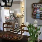 Antique Bread Bowls & A Home I Love