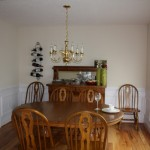 A Client's Bachelor Pad Overhaul: The Dining Room