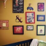 Braxton's Vintage-Inspired Nursery