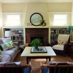 Online Decorating Project: Camille's Living Room