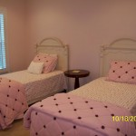 Lots of Pink with a Little Green: A Little Girl's Bedroom