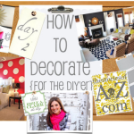 """""""How to Decorate"""""""