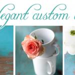 Blog Header Giveaway from Elegant Custom Blogs