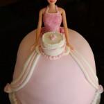 Baking Barbie