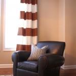 Horizontal Stripe Fabric Source