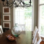Our Breakfast Room: Lighting & Other Updates