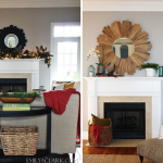 Mantel Decorating: Why Scale Matters