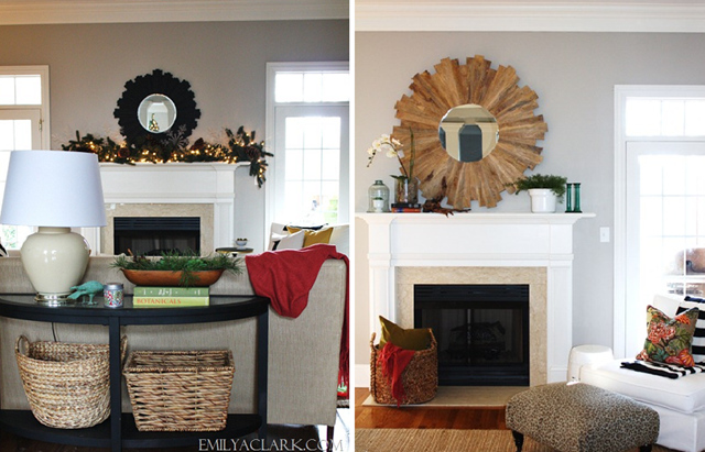 Mantel Decorating Why Scale Matters Emily A Clark