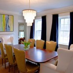 Using White in the Dining Room
