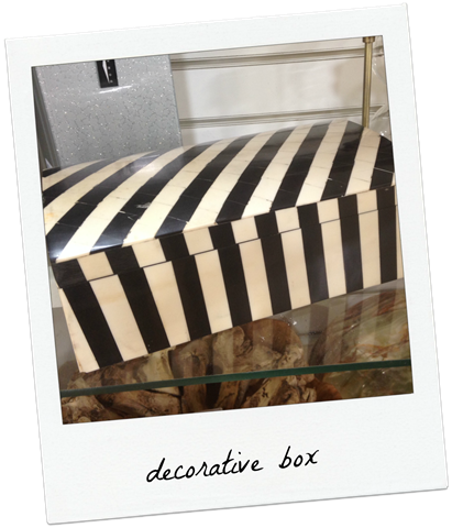 decorative box