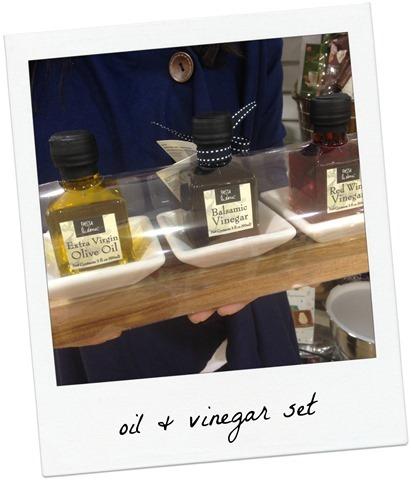 oil vinegar set