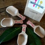 Festive scoops, a giveaway & other small, but thoughtful, gift ideas. . .