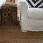 A Really Soft Option for a Natural Area Rug