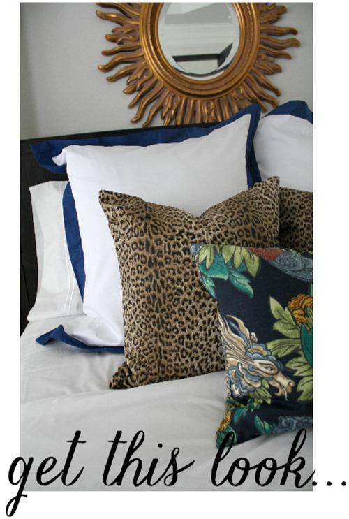 Get this Look: bedding via EmilyAClark.com