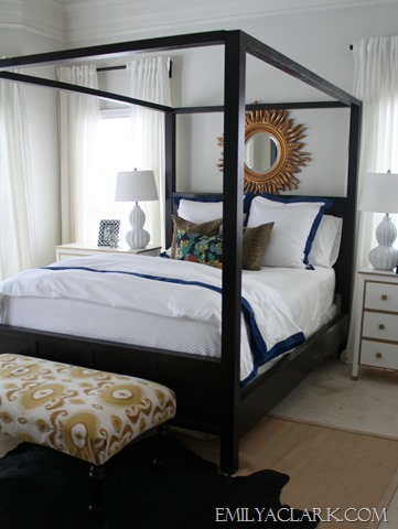 updating our master bedroom bedding emily a clark