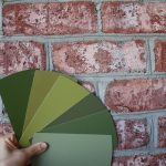 Picking A Front Door Color & Shopping For Hardware