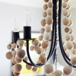 Chandeliers With Texture (3 DIY Ideas)