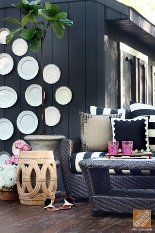 Out Of The Box Ideas For Outdoor Decorating Emily A Clark