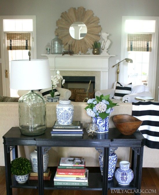 Styling A New (To Me) Console Table