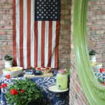 Summer Entertaining On Our Patio