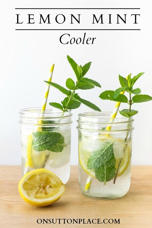 lemon-mint-cooler