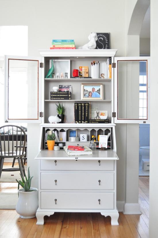 Favorite Ways To Use A Secretary Desk Emily A Clark