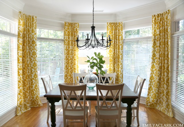 Tips for hanging window treatments