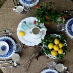 Creating A Simple Summer Table (And A Mikasa Giveaway–CLOSED)