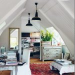 An Attic Office Space