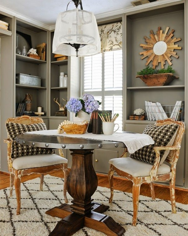 breakfast-nook-gray Sherry Hart Designs
