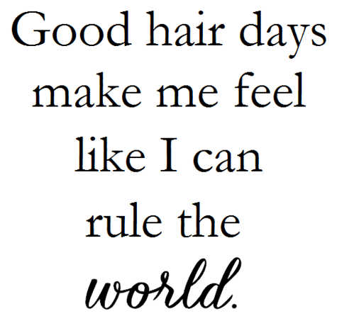 good-hair-days