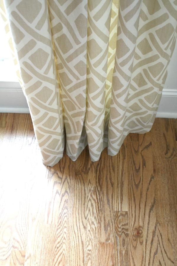 curtain-length