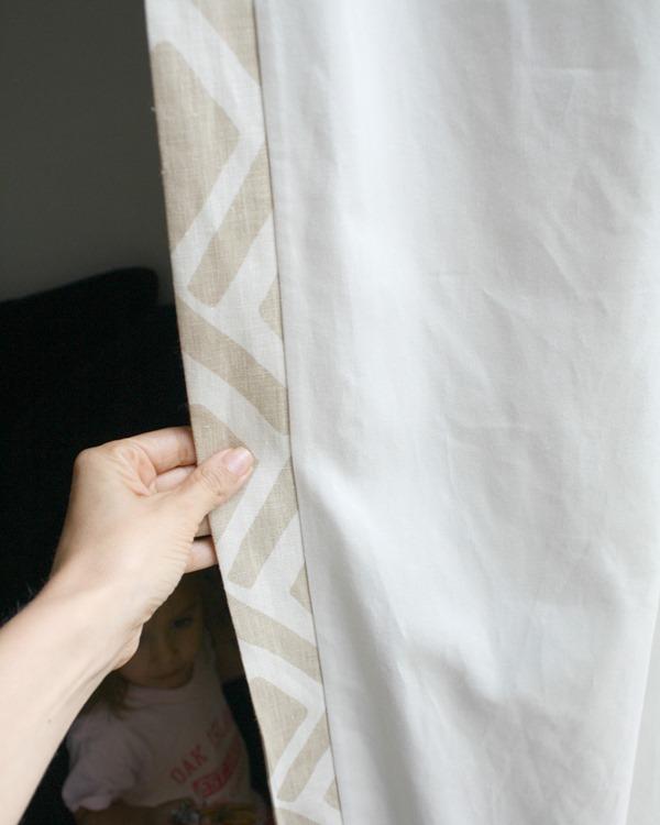 drapery lining