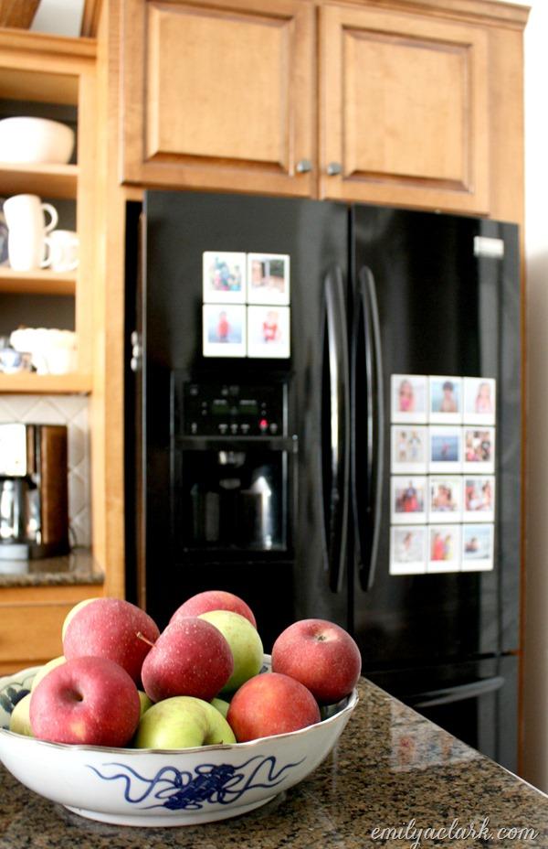 kitchen fridge stickers