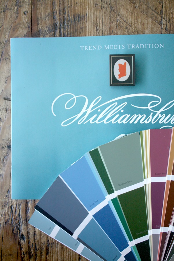 Benjamin Moore Historic Colors Collection