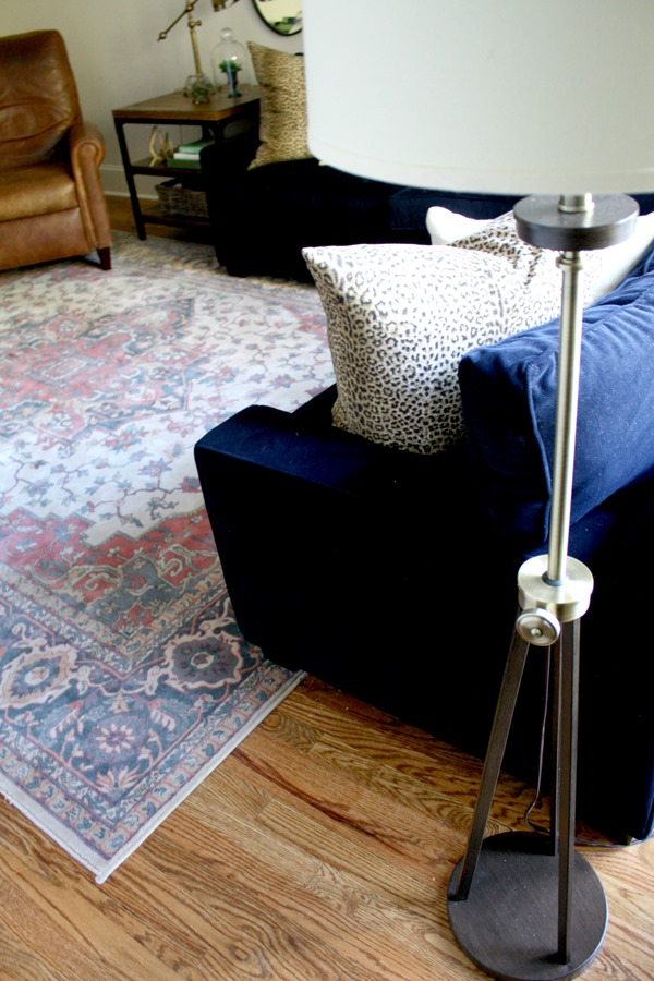 Decorating a room from start to finish my process emily for How to start decorating a living room