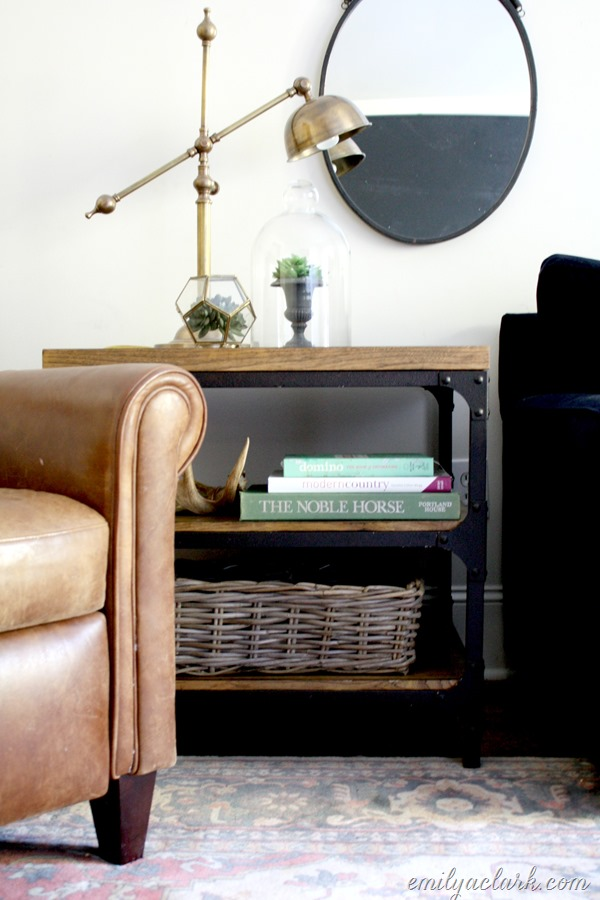 industrial-end-table