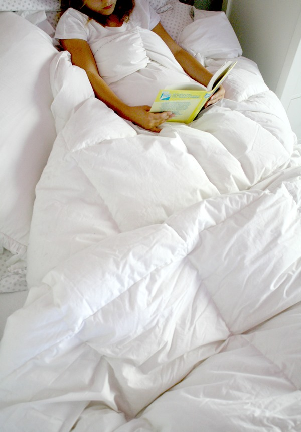 Ideal Cozy Comforters & A Good Cause - Emily A. Clark NS39