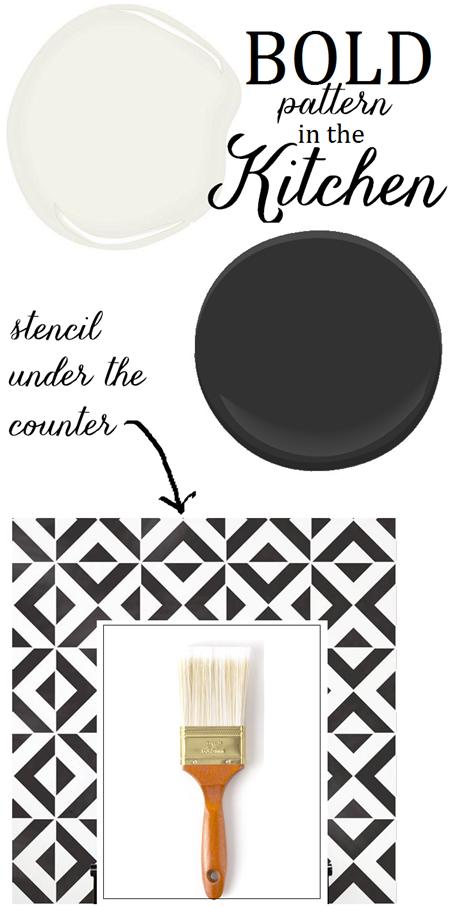 pattern-in-kitchen