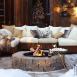 Creating A Winter Patio