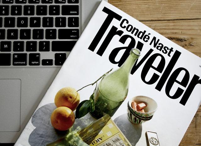 Conde-Nast-Traveler magazine