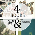 4 Beautiful Books To Gift & Frame