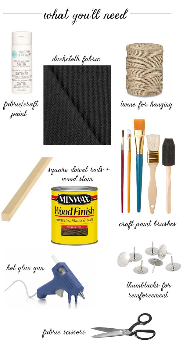 fabric-wall-hanging-supplies