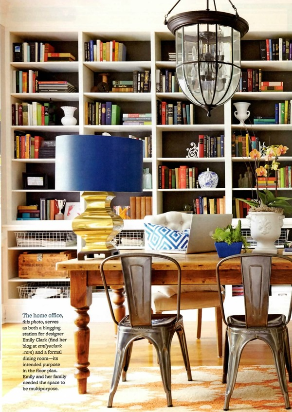 Better Homes & Gardens Refresh Magazine article