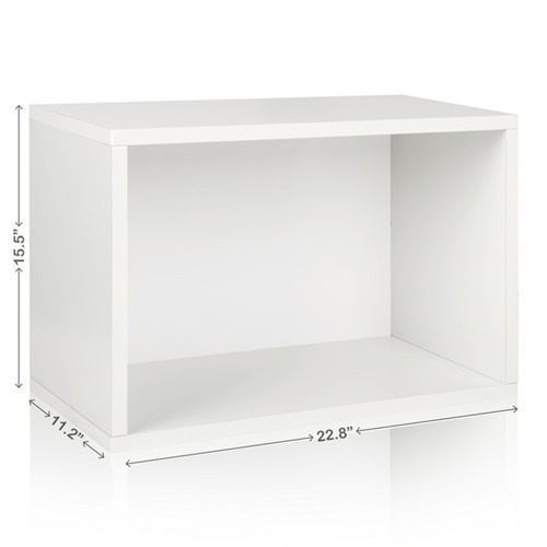 white-stackable-shoe-storage-dimensions